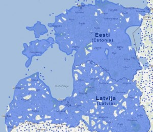 Baltium Google Maps