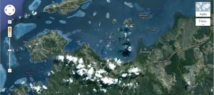 Google Maps: Fiji