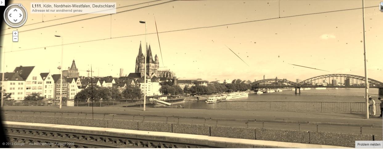 Schatzkarte Köln